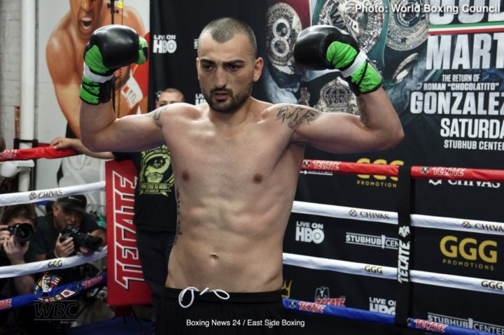 - Latest Vanes Martirosyan