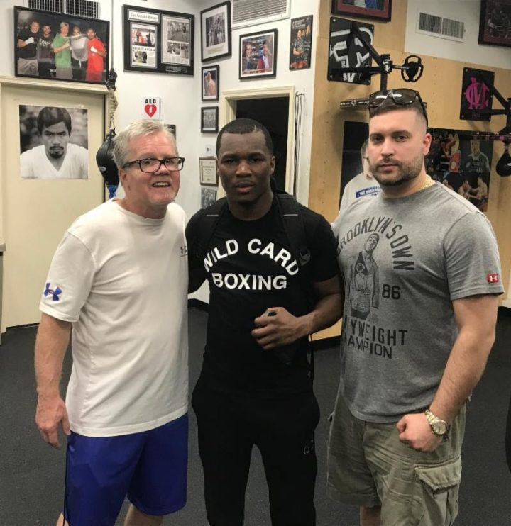 - Latest Freddie Roach Toka