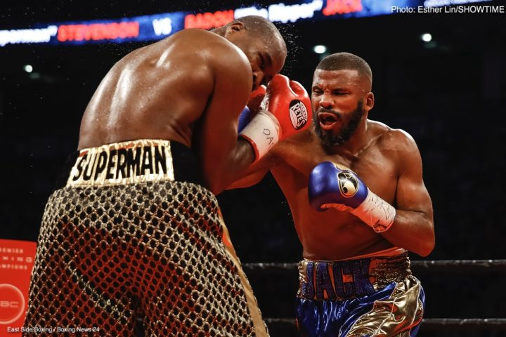 Latest Badou Jack Jack vs. Browne Marcus Browne