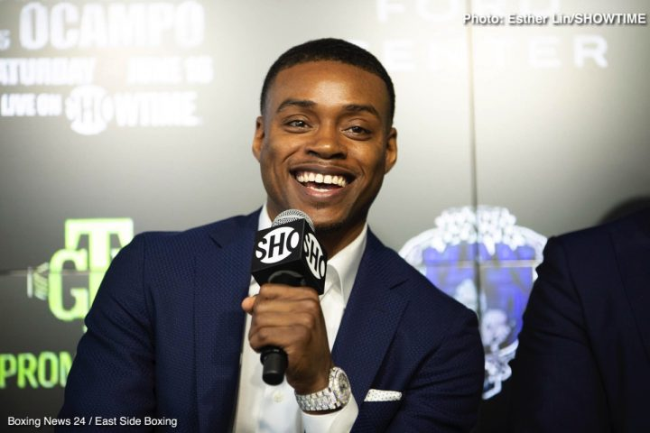 Danny Garcia Errol Spence Jr Shawn Porter Garcia vs. Porter