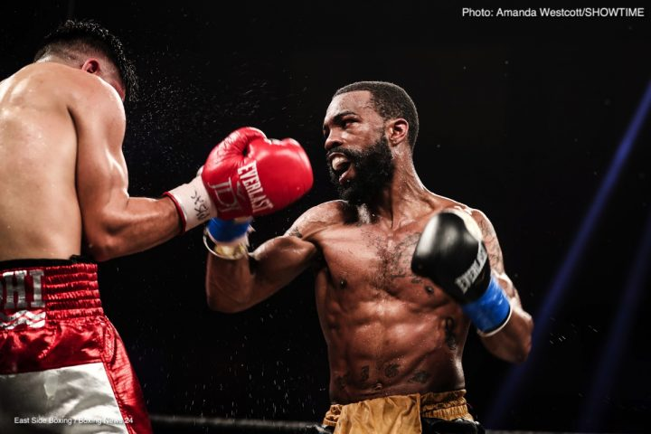 Gary Russell Jr. Joseph Diaz Jr. Russell vs. Diaz
