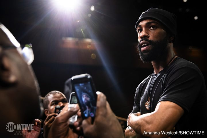 Gary Russell Jr  wants Leo Santa Cruz fight in July ⋆ Boxing News 24