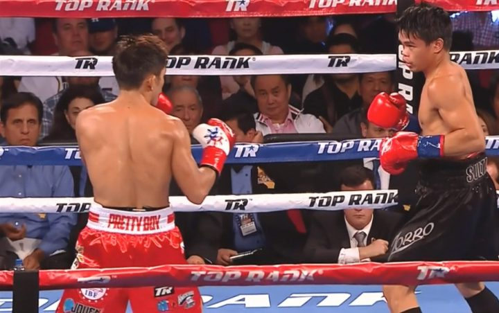 By Chris Williams Ibf World Super Flyweight Champion Jerwin Ancajas   Kos Retained His Title With A One Sided  Round Unanimous Decision Over