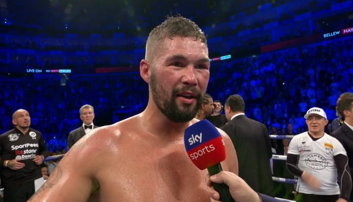 Andre Ward Tony Bellew Ward vs. Bellew