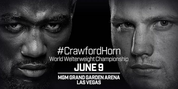 Terence Crawford Horn vs. Crawford Jeff Horn top rank