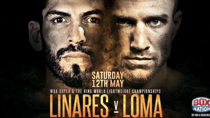 Jorge Linares Mikey Garcia Vasyl Lomachenko Linares vs. Lomachenko