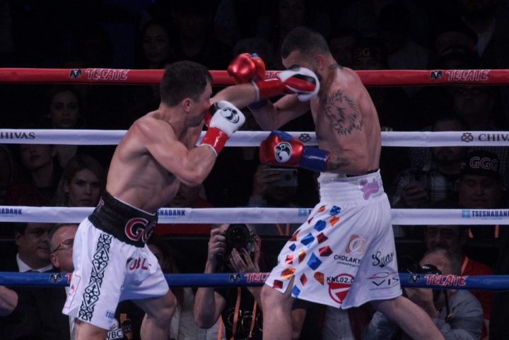 Canelo Alvarez Gennady Golovkin Canelo vs. Golovkin II Tom Loeffler