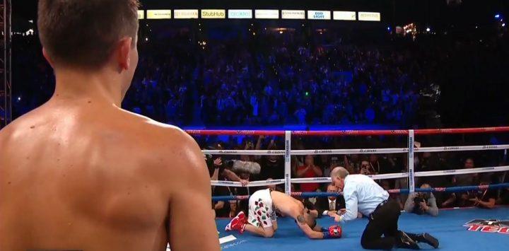 Canelo Alvarez Gennady Golovkin Abel Sanchez Canelo vs. Golovkin II