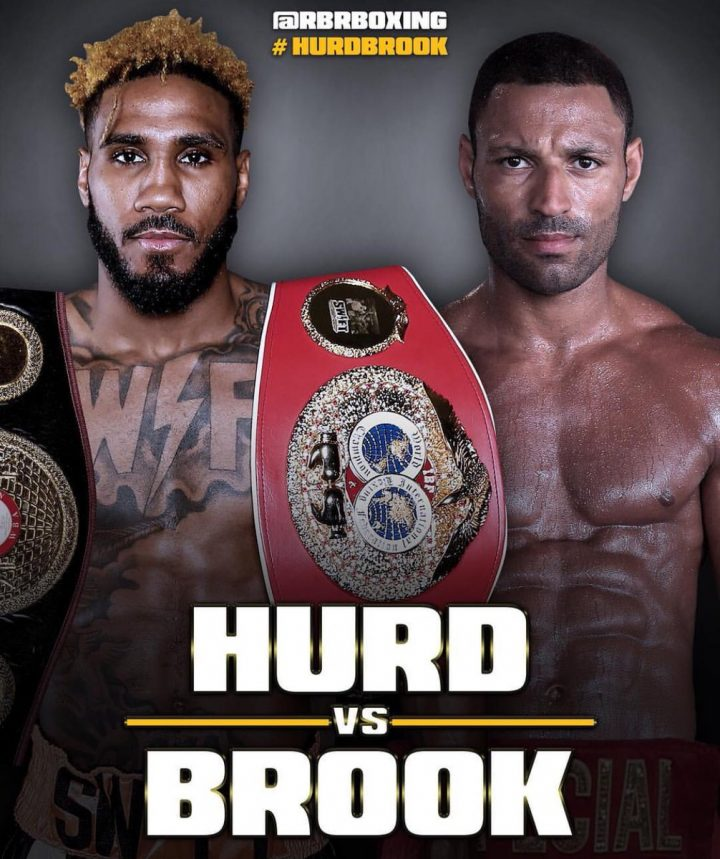 "Jarrett Hurd To Kell Brook: ""After July, Let's Make It Happen"""