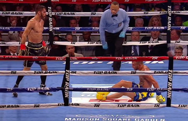 Jorge Linares Mikey Garcia Vasyl Lomachenko Bob Arum Lomachenko vs. Linares Ray Beltran top rank