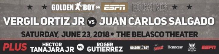 - Latest Juan Carlos Salgado Oscar Negrete Vergil Ortiz Jr.