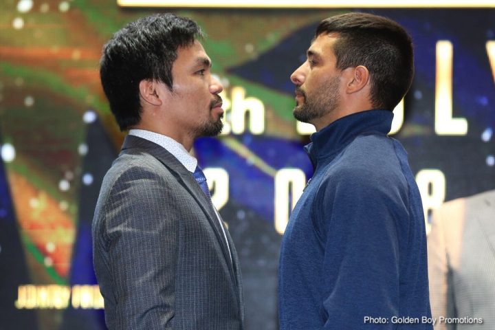 Lucas Matthysse Manny Pacquiao Pacquiao vs. Matthysse