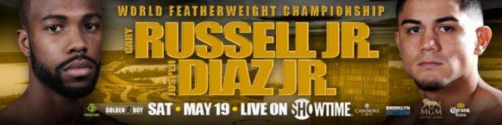 - Latest Gary Russell Jr. Joseph Diaz