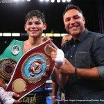 De La Hoya wants Golovkin fight in early 2021