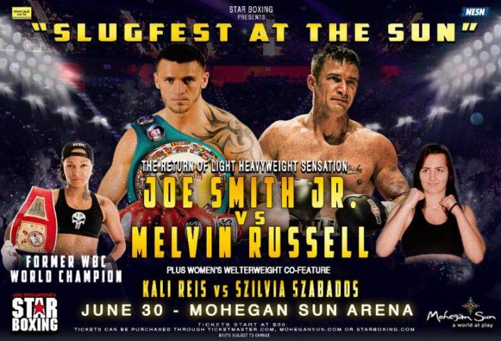 Latest Joe Smith Jr Smith Jr. vs. Russell