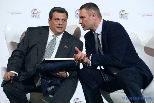 - Latest Vitali Klitschko