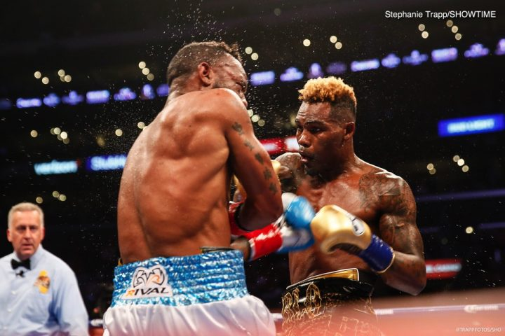 Austin Trout Charlo vs. Trout Jermell Charlo