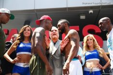 - Latest Austin Trout Charlo vs. Trout Jermell Charlo Santa Cruz vs. Mares II