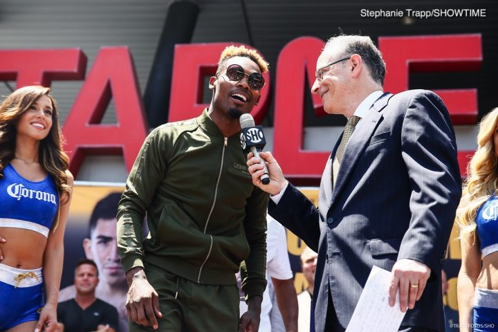 Austin Trout Charlo vs. Trout Jermall Charlo Jermell