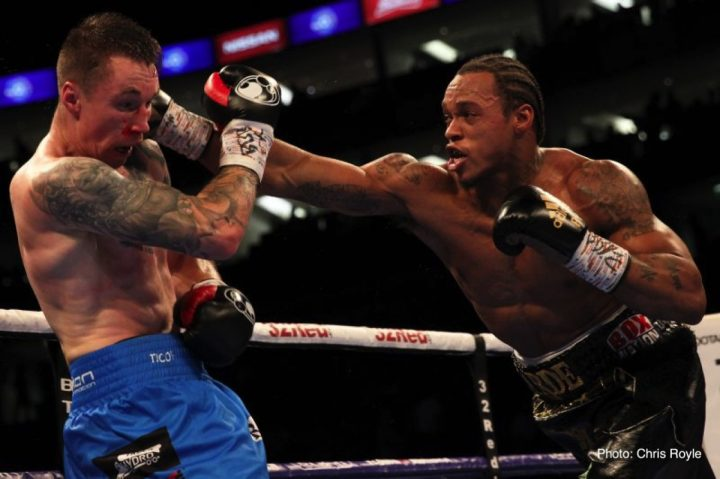 - Latest Anthony Yarde