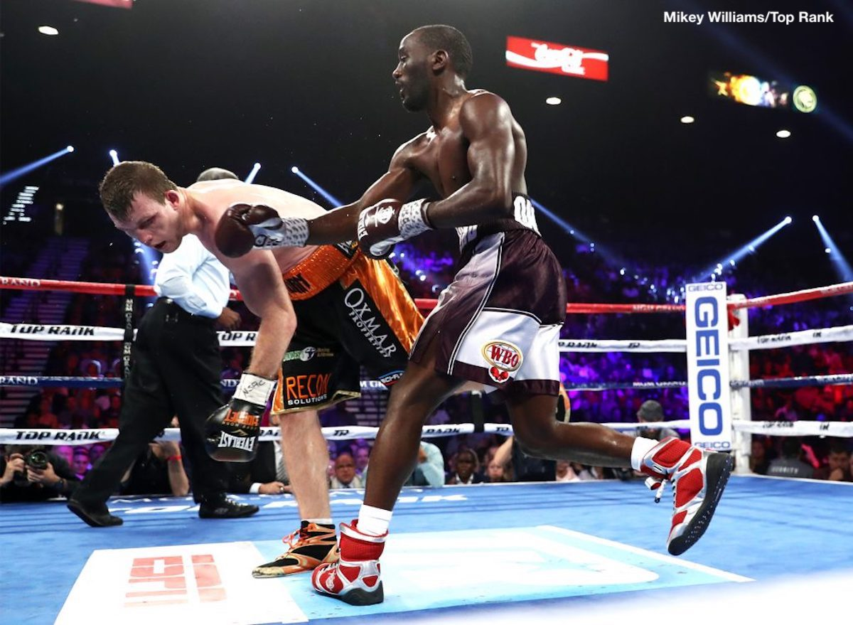 Shawn Porter Terence Crawford