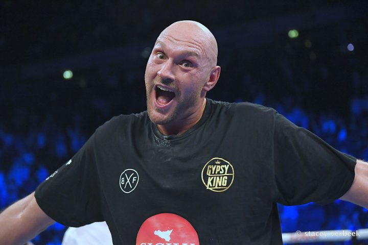 - Latest Tyson Fury Fury vs. Seferi Sefer Seferi