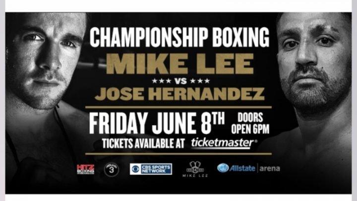 - Latest Jose Hernandez Lee vs. Hernandez Mike Lee