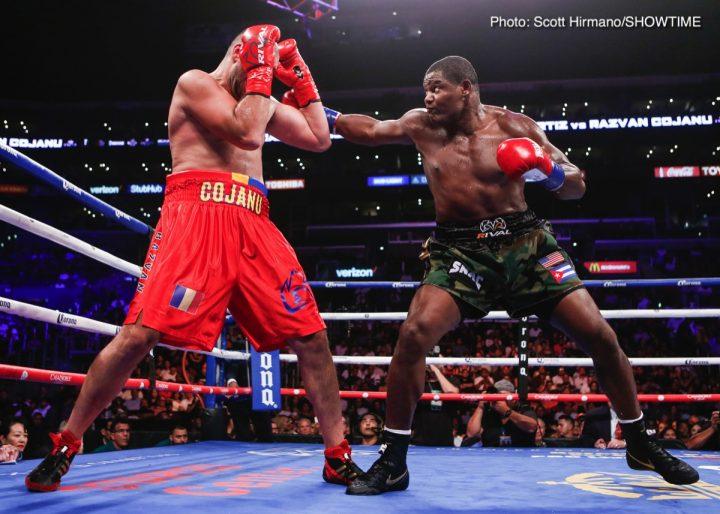 Derek Chisora Dillian Whyte Eddie Hearn Luis Ortiz Whyte vs. Ortiz