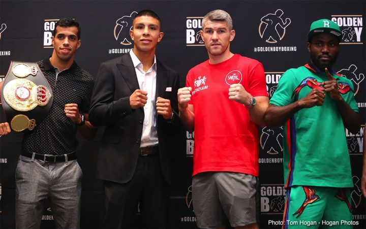 - Latest Jaime Munguia Liam Smith Munguia vs. Smith