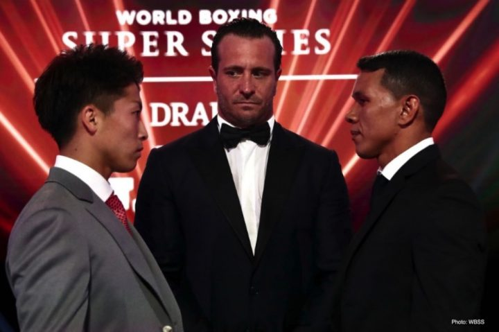 Latest Inoue vs. Payano Juan Carlos Payano Naoya Inoue