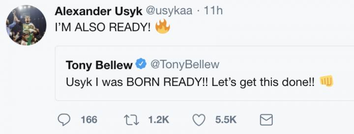 Aleksandr Usyk Murat Gassiev Tony Bellew Eddie Hearn Usyk vs. Bellew Usyk vs. Gassiev