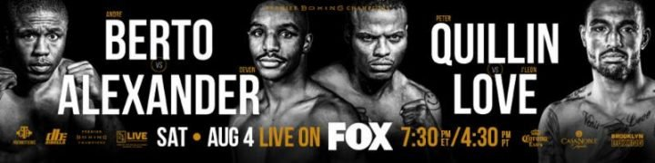 Image result for berto vs alexander