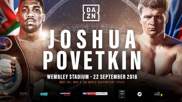 Image result for Anthony Joshua vs Alexander Povetkin Boxing Fight