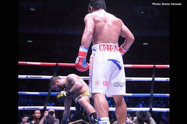 Manny Pacquiao Terence Crawford Bob Arum Crawford vs. Benavidez Jose Benavidez Top Rank Boxing