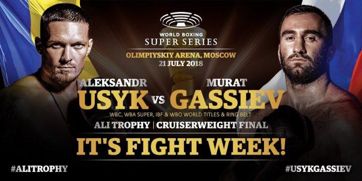 Aleksandr Usyk Murat Gassiev Gassiev vs. Usyk