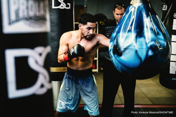 - Latest Danny Garcia Shawn Porter Garcia vs. Porter