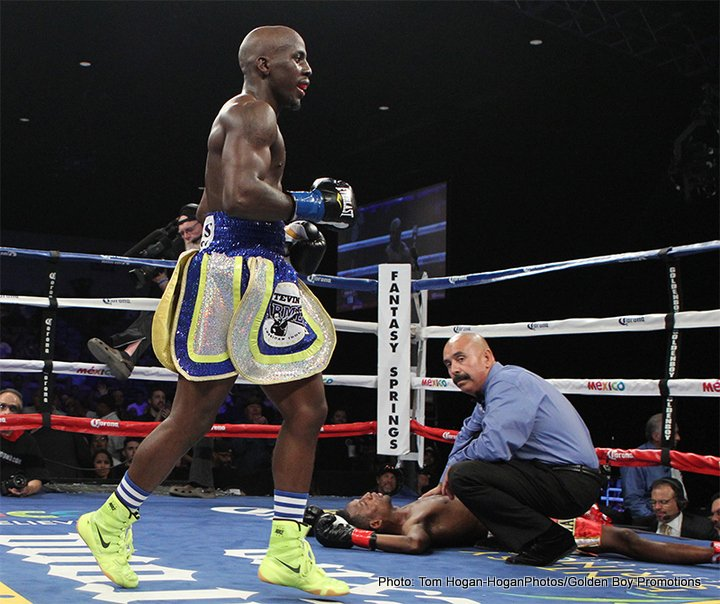 Tevin Farmer Pens Multi-fight Deal With Dibella And Matchroom