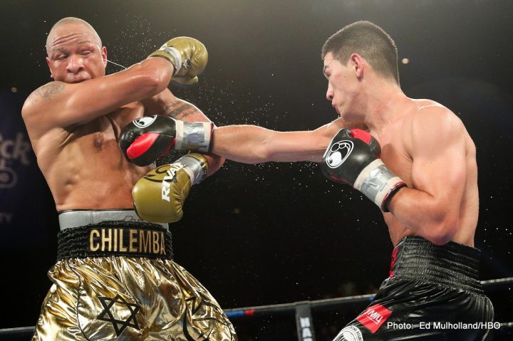 Latest Callum Smith Dmitry Bivol Smith vs. Bivol
