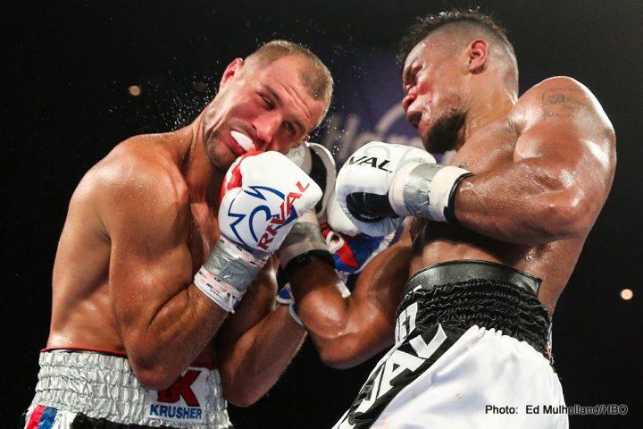 Sergey Kovalev Alvarez vs. Kovalev Eleider