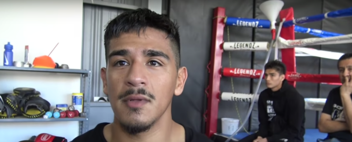 Latest Jessie Magdaleno Top Rank Boxing