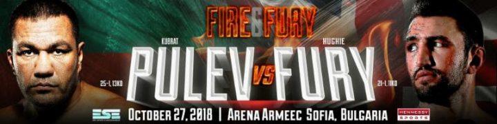 - Latest Fury vs. Pulev