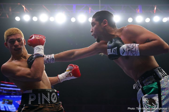Latest Cano vs. Madiev Pablo Cano Ruslan Madiev
