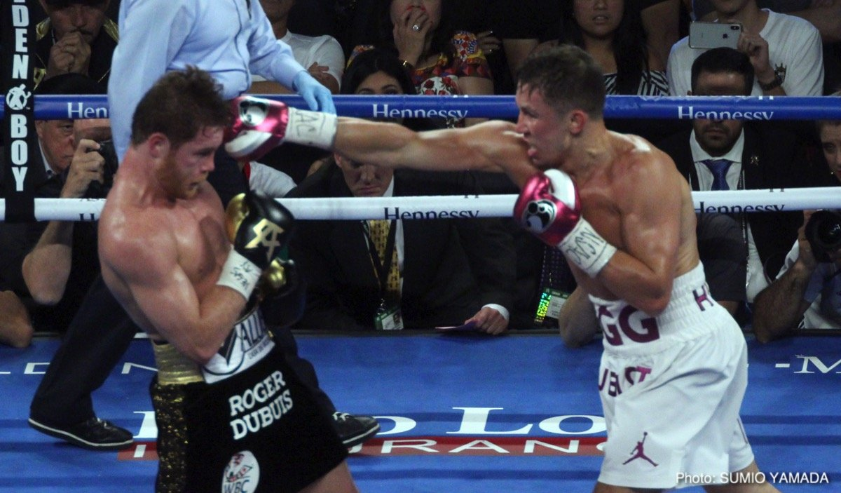 Atlas criticizes judges scoring of Canelo- Golovkin 2 fight