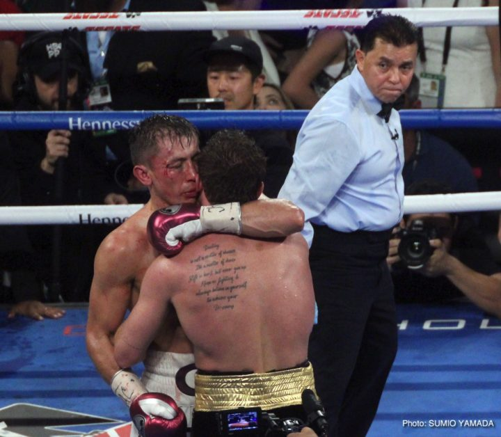 GGG Gets Dropped In Ring Magazine's Updated Pound-for