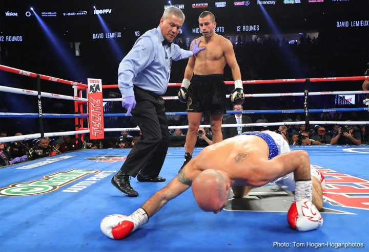 David Lemieux Saul Alvarez Canelo vs. Fielding Lemieux vs. Johnson Rocky Fielding TUREANO JOHNSON