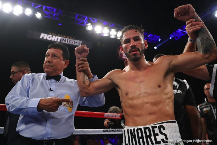 - Latest Jorge Linares