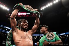 - Latest Danny Garcia Shawn Porter