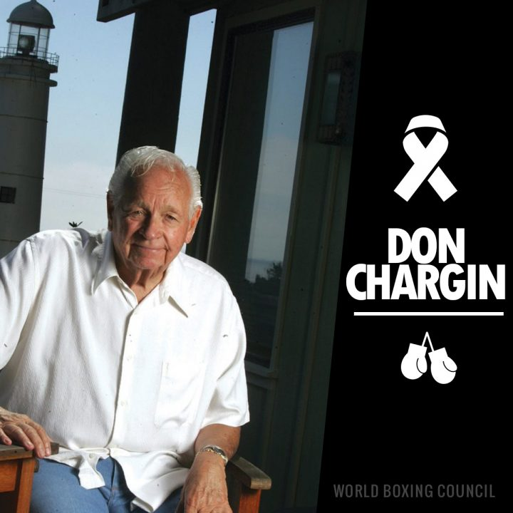 Rest In Peace Don Chargin » Boxing News 24
