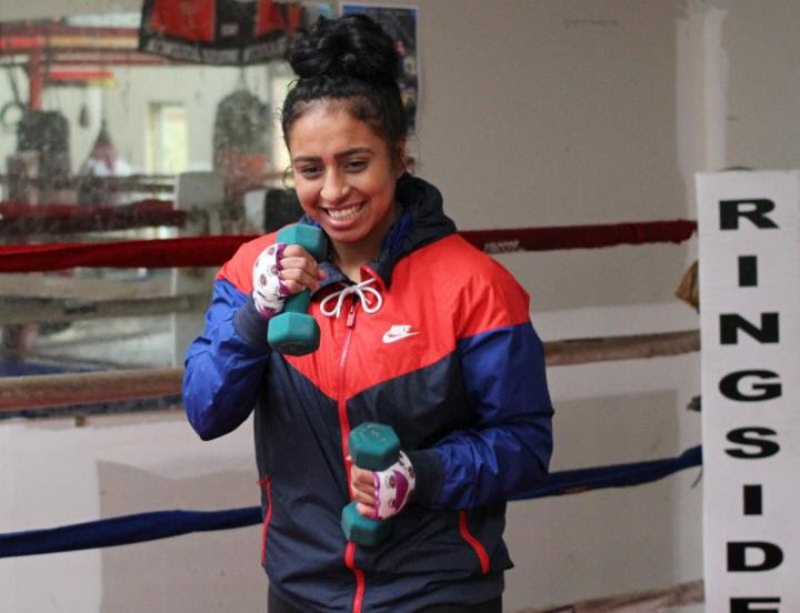 Selina Barrios Training Camp Quotes Ahead of Corpus ...