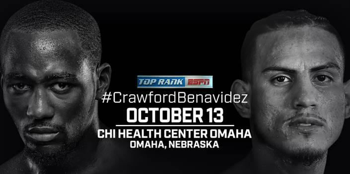 - Latest Terence Crawford Crawford vs. Benavidez